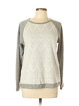 Adrienne Vittadini Sweatshirt Size L
