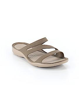 Crocs Rain Boots Size 10