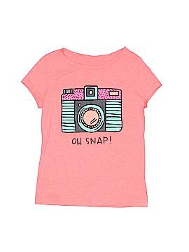 Cat & Jack Short Sleeve T-Shirt Size 4 - 5