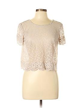 Victoria's Secret Short Sleeve Blouse Size M