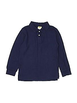 Crazy 8 Long Sleeve Polo Size 7 - 8