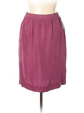 Evan Picone Silk Skirt Size 14