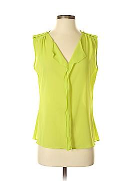 Banana Republic Short Sleeve Blouse Size M