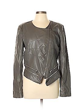 Milla Faux Leather Jacket Size L