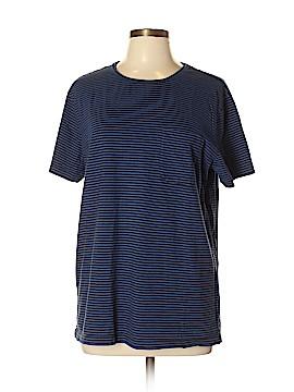 Canvas Short Sleeve T-Shirt Size L