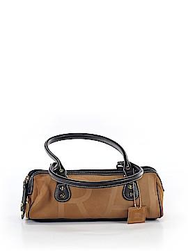 Isaac Mizrahi Leather Shoulder Bag One Size