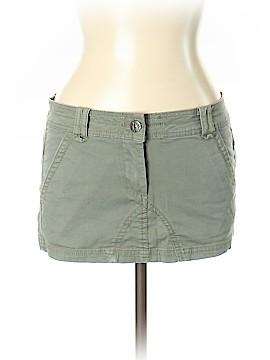 Zara TRF Denim Skirt Size 8
