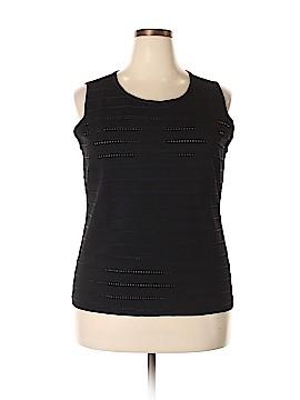 White House Black Market Sweater Vest Size 2X (Plus)