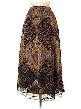 WD.NY Silk Skirt Size 8