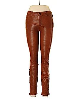 J Brand Leather Pants 28 Waist