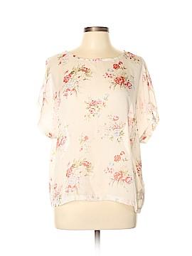 Forever 21 Short Sleeve Blouse Size L