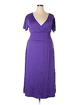The Paragon Casual Dress Size 1X (Plus)