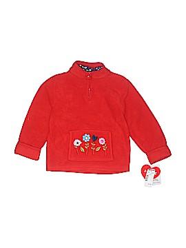 Young Hearts Fleece Jacket Size 4T