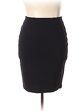 Liz Claiborne Plus Casual Skirt Size XL (Petite)