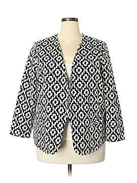 Black Rainn Jacket Size 2X (Plus)