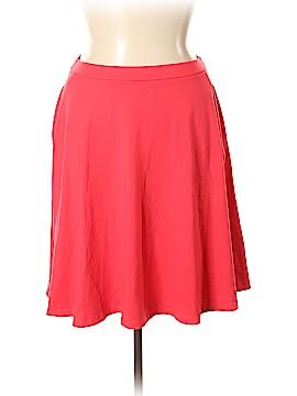 Adrienne Vittadini Casual Skirt Size XL