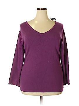 Bay Studio Pullover Sweater Size 1X (Plus)