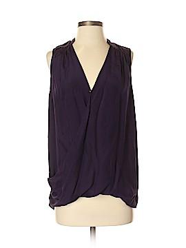 Calypso St. Barth Sleeveless Silk Top Size S