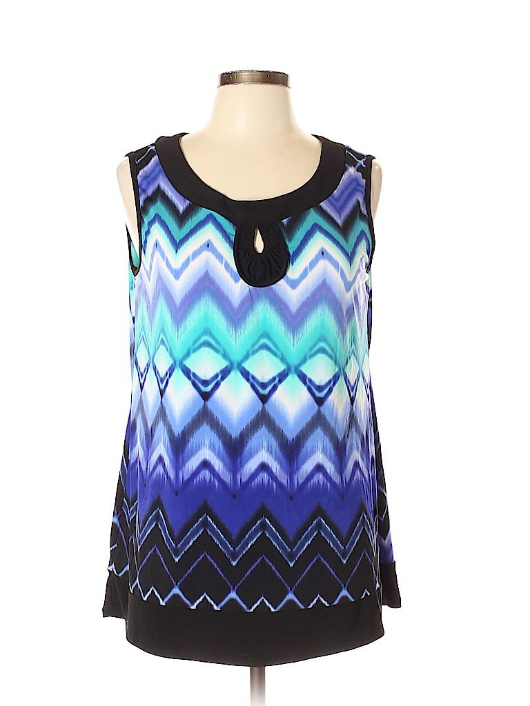 Cocomo Women Sleeveless Top Size XL