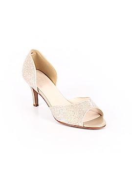 David's Bridal Heels Size 9