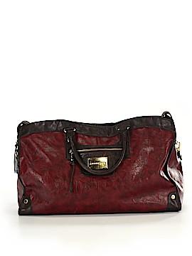 Gianni Bini Leather Satchel One Size
