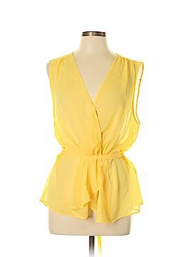 Banana Republic Factory Store Sleeveless Blouse Size XL
