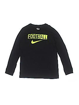 Nike Long Sleeve T-Shirt Size M (Kids)