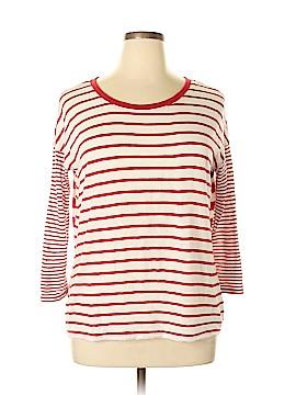 Caslon 3/4 Sleeve T-Shirt Size 1