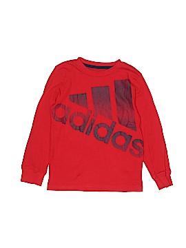 Adidas Long Sleeve T-Shirt Size 5