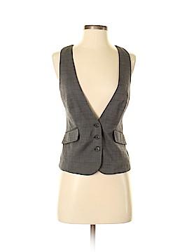 7th Avenue Design Studio New York & Company Tuxedo Vest Size 4