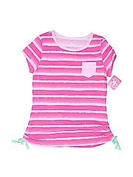 J. Khaki Short Sleeve T-Shirt Size L (Youth)