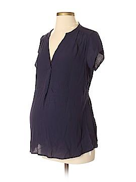 H&M Mama Short Sleeve Blouse Size S (Maternity)