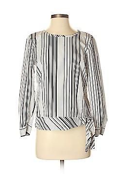 Talbots Long Sleeve Blouse Size M (Petite)