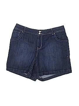 Lane Bryant Denim Shorts Size 14 Plus (1) (Plus)