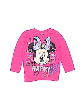 Disney Long Sleeve Top Size 3T