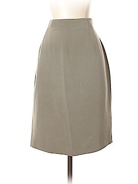 Chaus Silk Skirt Size 8