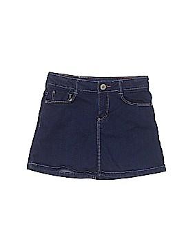 Zara Denim Skirt Size 6