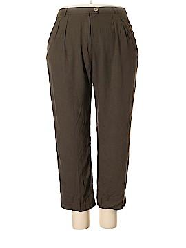 Rena Rowan Linen Pants Size 20 (Plus)