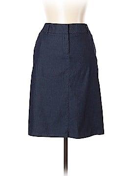 New York & Company Denim Skirt Size 12
