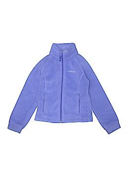 Gymboree Fleece Jacket Size 6 - 6X
