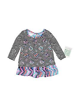 Bonnie Jean 3/4 Sleeve Top Size 2T