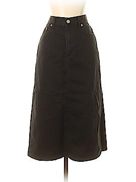 Calvin Klein Denim Skirt Size 8