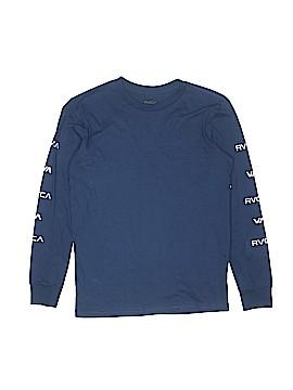 RVCA Long Sleeve T-Shirt Size 8