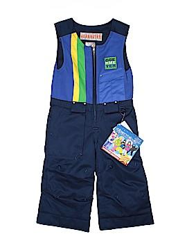 Obermeyer Snow Pants With Bib Size 3