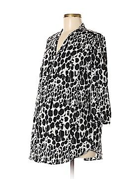 Liz Lange Maternity 3/4 Sleeve Blouse Size M (Maternity)