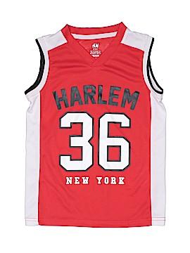 H&M Sleeveless Jersey Size 4 - 6