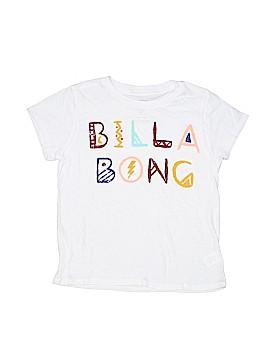 Billabong Short Sleeve Top Size M (Kids)