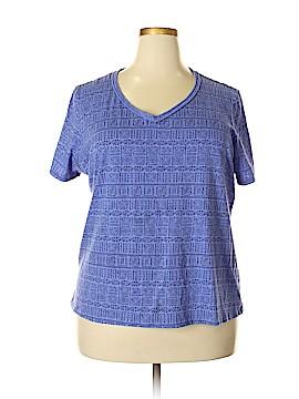 Northcrest Short Sleeve T-Shirt Size 2X (Plus)