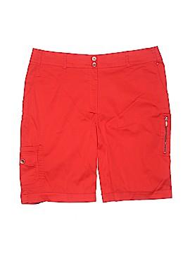 Chico's Cargo Shorts Size Lg (2.5)