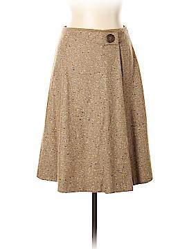 Valentino Wool Skirt Size 12